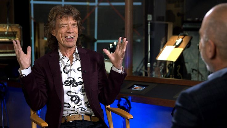 A Rolling Stones guidance through the Exhibitionism-rooms in NYC. - 15.11.2016 http://www.today.com/video/the-rolling-stones-give-today-a-guided-tour-of-their-new-exhibit-809299523956