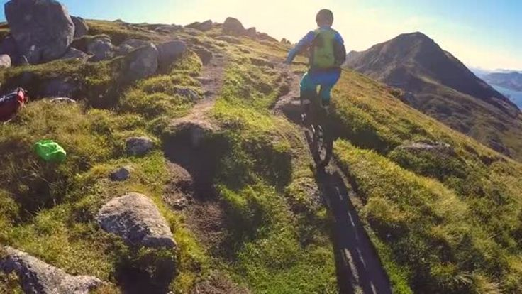 Sykkelhelg i Lofoten #HattvikaLodge