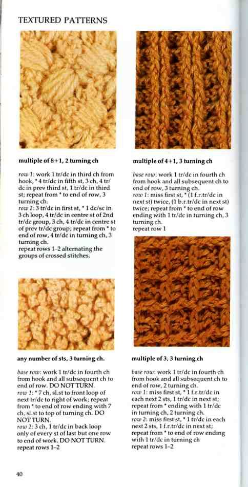 Vogue Knitting Stitch Dictionary : Vogue Dictionary of Crochet Stitches (incluye tunesino) - Natty Coello - Pica...