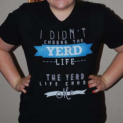 Perfect funny shirts for yearbook camp or can also be fun for the staff to wear to yearbook parties