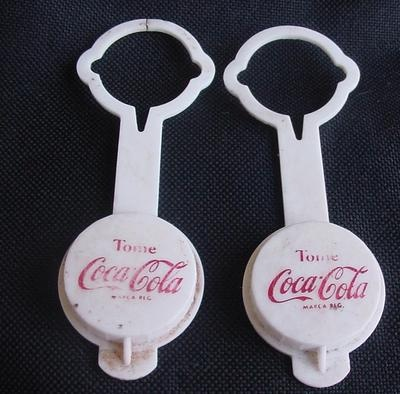 RARE 2X Vintage Coca Cola Coke Bottle Cap Topper Cuba 1940'S | eBay We had these in the 60s/early 70s as well