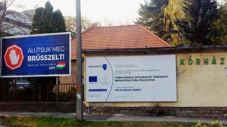 Állítsuk meg Brüsszelt! Több pénzt ne küldjenek a kórházra! - 444