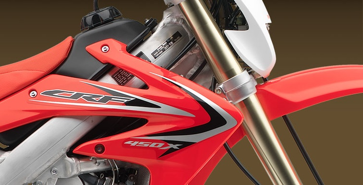 2013 CRF450X Overview - Honda Powersports