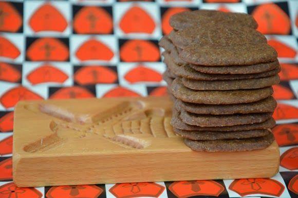 Recept voor Speculaas - Carola bakt Zoethoudertjes.  I'm going to need some translation...
