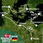 rowerowa podróż po Danii