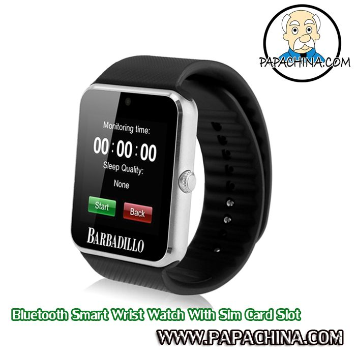 Keep your current clients remembering your company by sending them a Bluetooth Smart Wrist Watch With Sim Card Slot. Able to be used for tracking fitness, will ensure it is used often and they will see your imprinted company brand and name when they do.