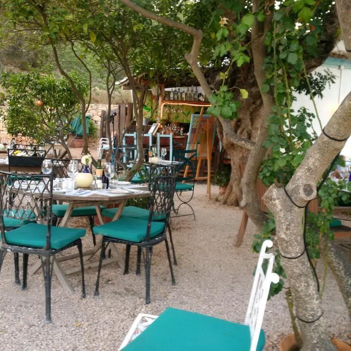 Restaurante La Paloma in Ibiza, Islas Baleares