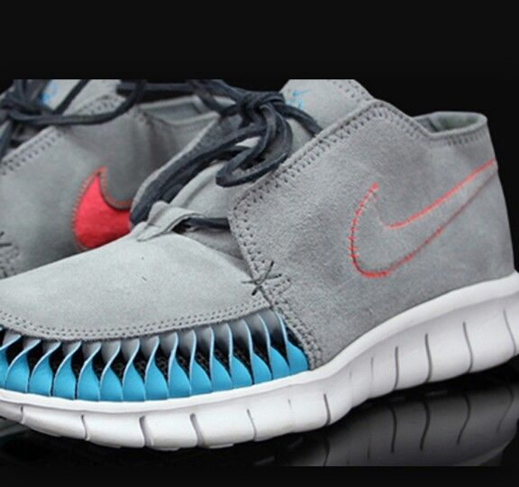 Nike Free Forward Moc Grandpa would look so cute in these !