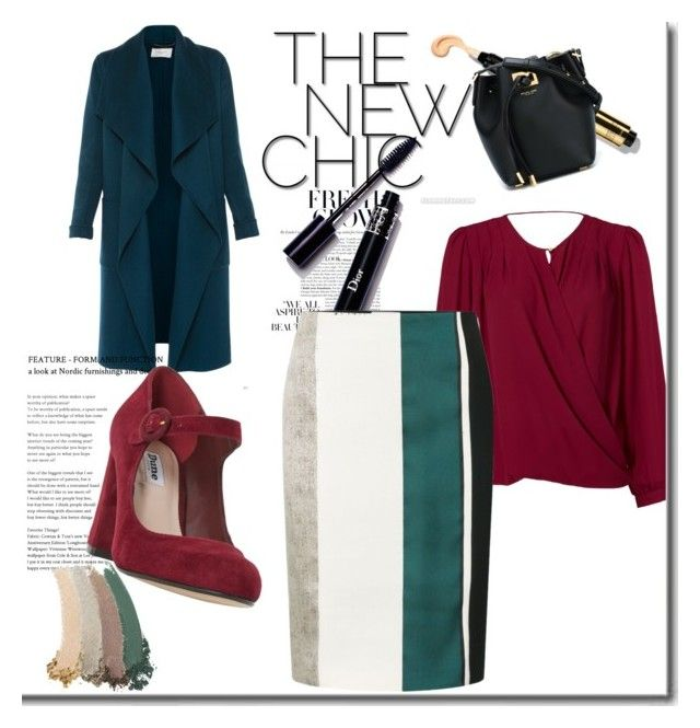 """""""matching colours"""" by stylove-ewolucje on Polyvore featuring moda, L.K.Bennett, Paper Crown, Gucci, Dune i Michael Kors"""