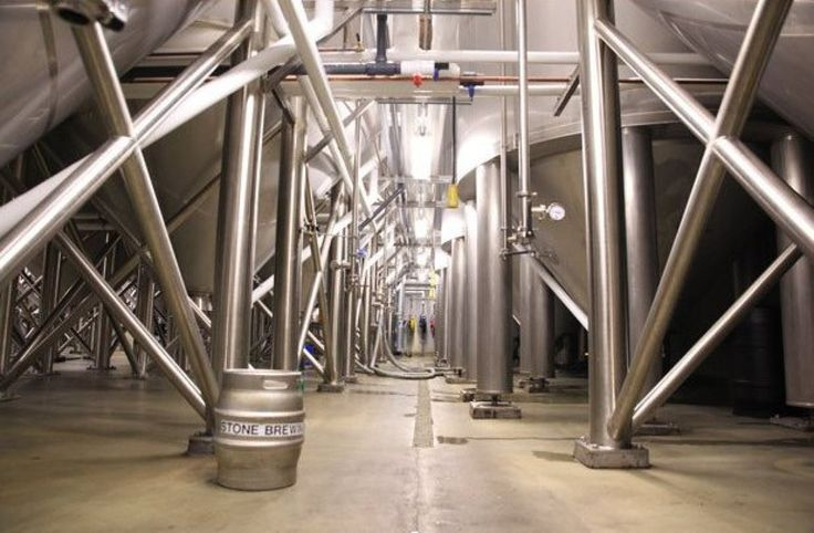 Stone Brewery - Escondido, CA
