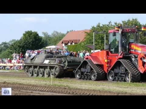 Exciting Vehicle | Traktorpulling Notzing 2012 Jaguar Panzer gegen CASE Steiger STX 440