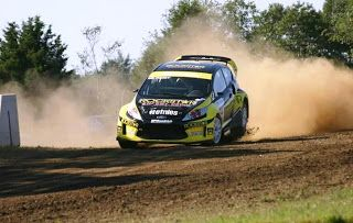 2011 Ford Fiesta Rally Car Tanner Foust ~ Auto Car