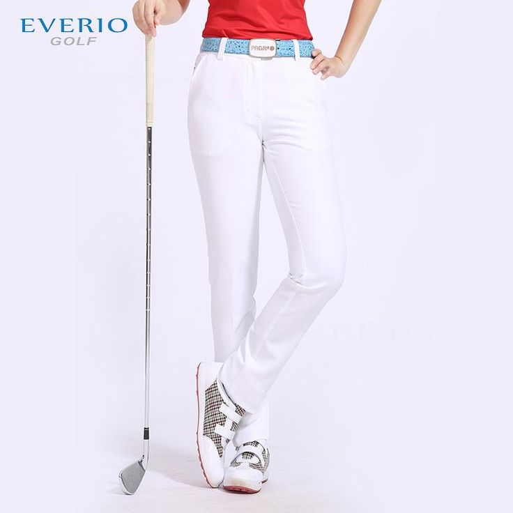 2016 new women golf pants sport quick dry golf trousers outdoor 5 colors pants lady golf clothes training trousers XS~XXL