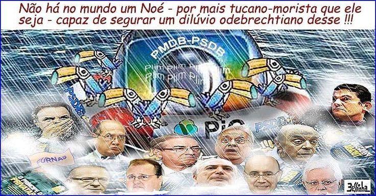 Dias: Moro murcha, Lula Volto Já cresce!