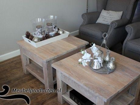 Donkere meubels white wash maken