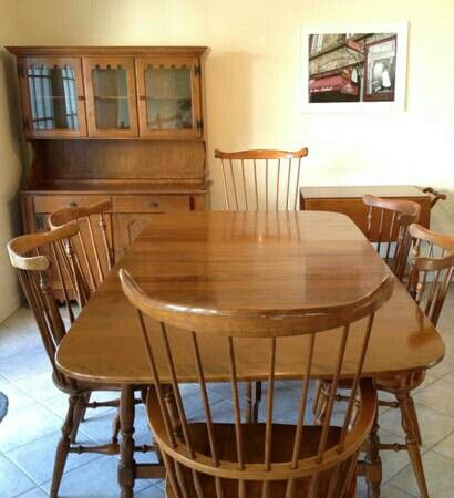 Windsor Chairs From Craigslist