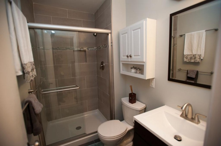Complete bathroom renovation turning a house into a home for Complete bathroom renovations