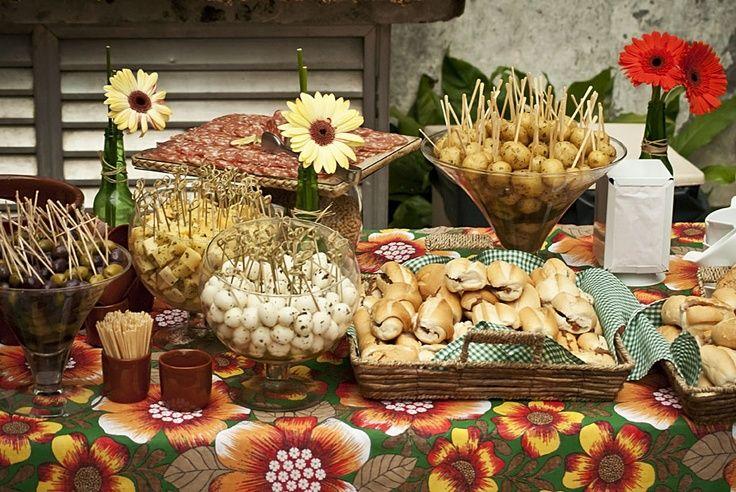 decoracao de mesa boteco : decoracao de mesa boteco:Decoracao Festa De Boteco