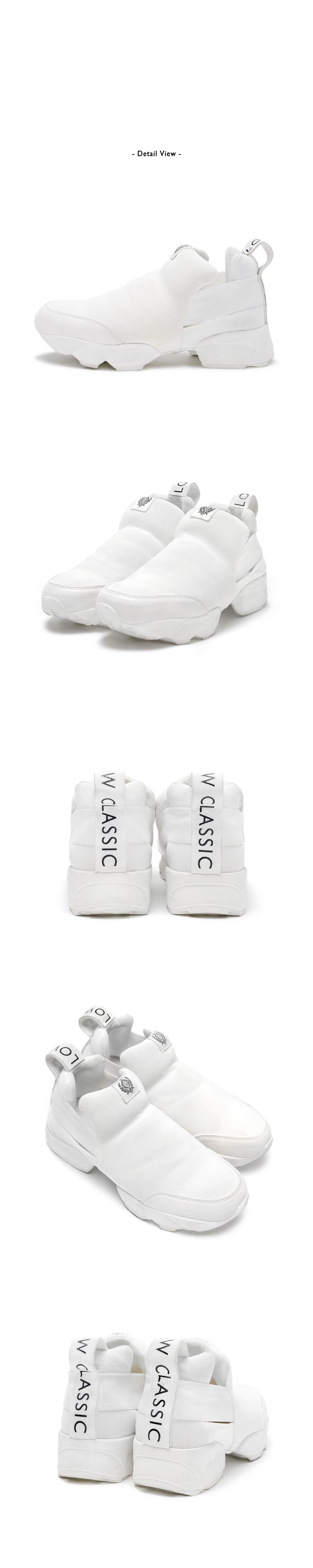 ⚪️taste of LOW CLASSIC 14FW BASIC RUNNING SHOES —— KRW 148,000