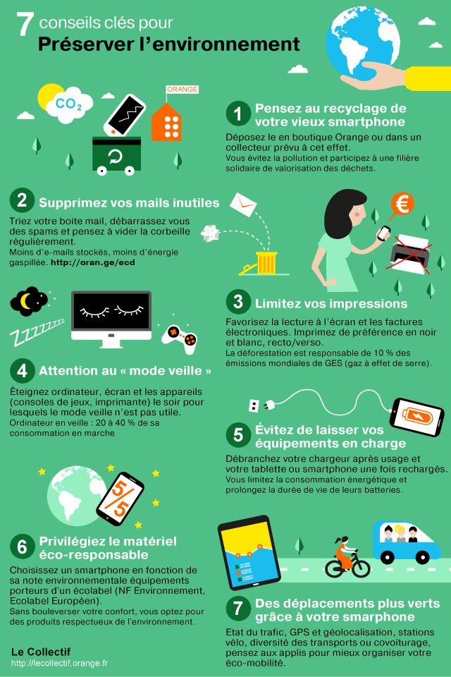 7 conseils clés pour préserver l'environnement