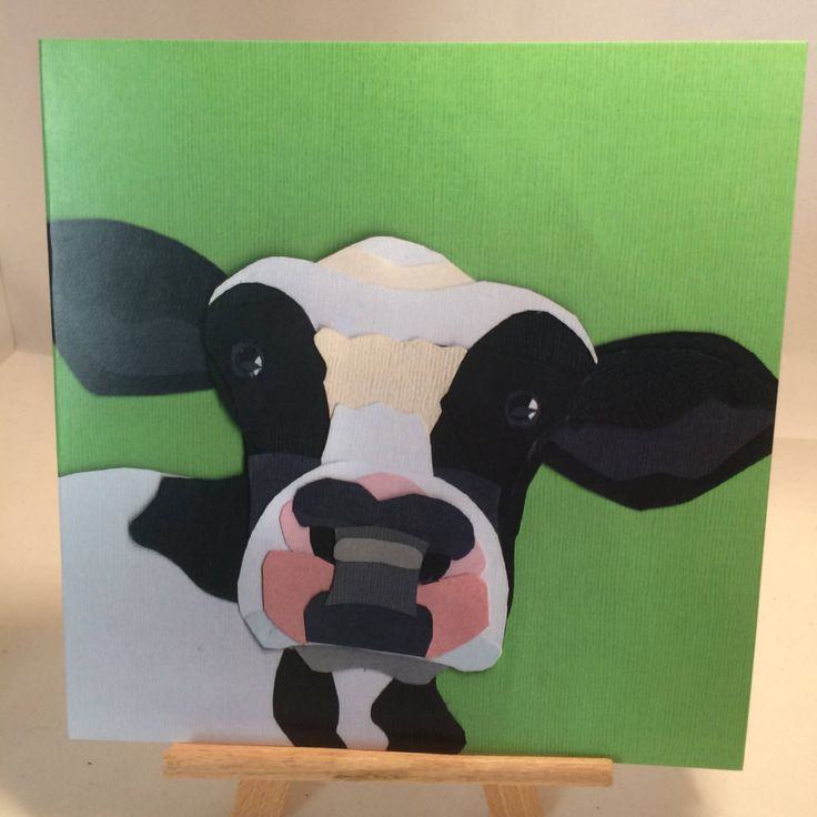 Cow card greetings card,  any occasion, blank greetings card by PaperlilacCo on Etsy https://www.etsy.com/uk/listing/521550009/cow-card-greetings-card-any-occasion