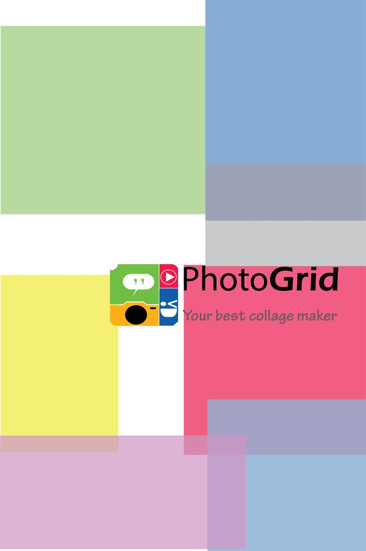 An IOS application re-designed on a college level assignment. Photo Grid, your best collage maker.