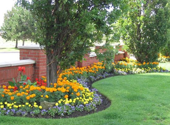 12 Best Images About Correct Flower Beds For Your Garden On
