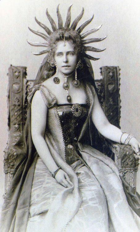 Queen Marie of Romania