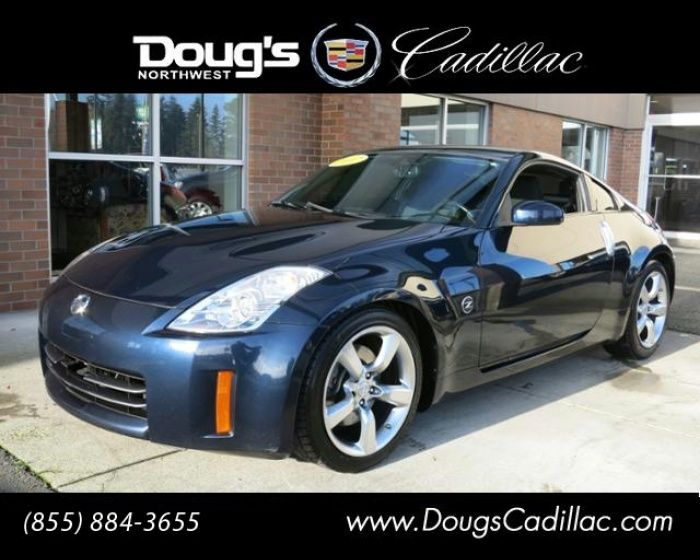 2007 NISSAN 350Z 2DR CPE MANUAL , http://www.localautos.co/for-sale-used-2007-nissan-350z-2dr-cpe-manual-shoreline-washington_vid_502943.html