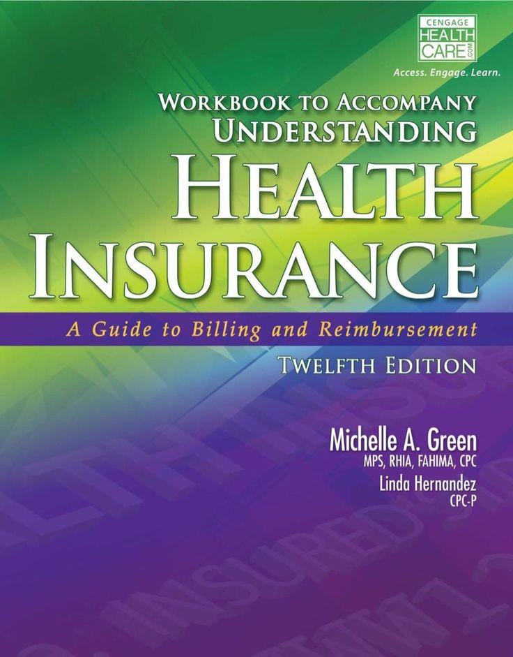 Newest Screen Workbook for Understanding Health Insurance