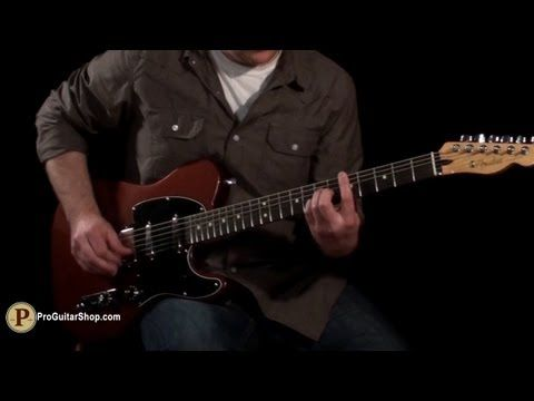 """$549 http://proguitarshop.com/fender-blacktop-baritone-telecaster.html The Fender Blacktop Baritone Telecaster is a guitar that contributes a rich, low-range sound to any musical style. With a 27"""" scale, the Blacktop Baritone Telecaster is armed with heavier gauge strings and a tuning of B-to-B. Fender loaded the alder body with a humbucker and ..."""