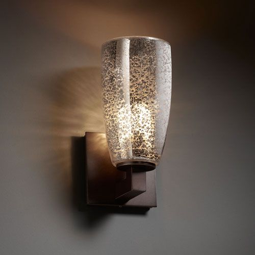 This Endearing Wall Sconce Provides Luminous Lighting For Any Home, In An  Up Or Down Position. The Affluent Tall Tapered Fixture Highlights A  Cylinder ...