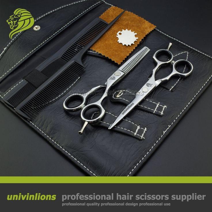 "5.5"" sharp scissors cut hair scissors cheap thinning scissors pinking barber razor edge haircut cabelereiro hair cutting scisors"