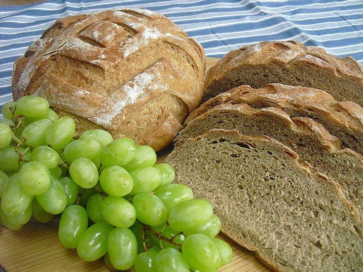 Bauernbrot, genial einfach, ein schmackhaftes Rezept aus der Kategorie Brot und Brötchen. Bewertungen: 161. Durchschnitt: Ø 4,6.