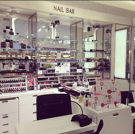Cool Salons: The Nail Bar at Nordstrom Fashion Island | Salon Fanatic