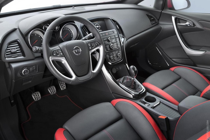 2013 Opel Astra GTC
