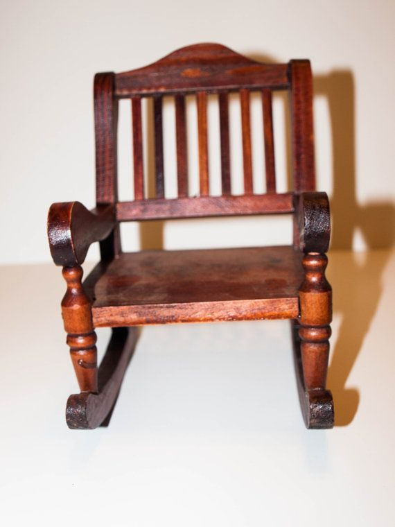 Check out this item in my Etsy shop https://www.etsy.com/listing/204080241/antique-doll-rocking-chair-miniature