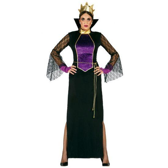 Boze koningin kostuum voor dames. Carnavalskleding 2016 #carnaval