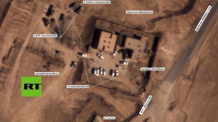 """#Terrorismo Tropas de EE.UU. """"en zonas de Siria bajo control terrorista"""": Las unidades de las Fuerzas Especiales de EE.UU. """"proporcionan…"""