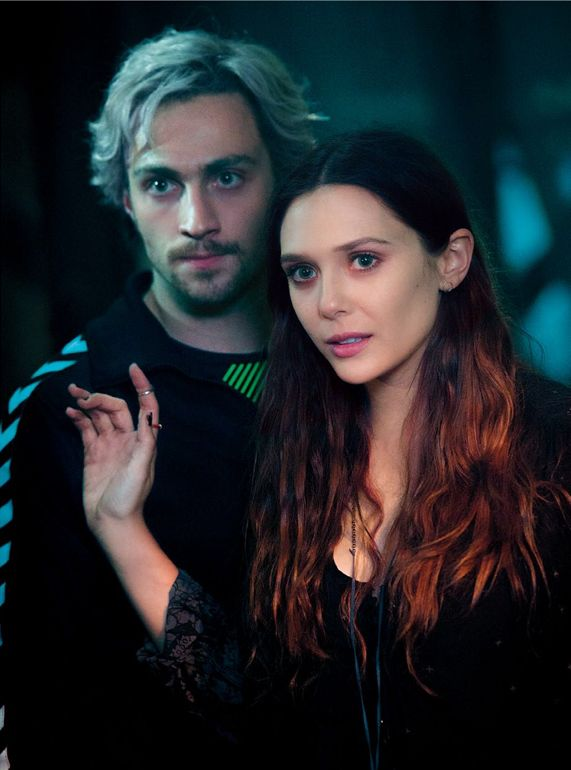 Sibling goals<<my brother would rather jump off a cliff before treating me like Pietro does Wanda