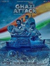 Ghazi Attack Hindi Full Movie Story Line: In 1971, amid rising tensions between India and Pakistan over the liberation war of East Pakistan, Pakistan navy, in a top secret mission, plans an attack on Indian majestic-class aircraft carrier INS Vikrant, to gain control over the waters of Bay of Bengal.