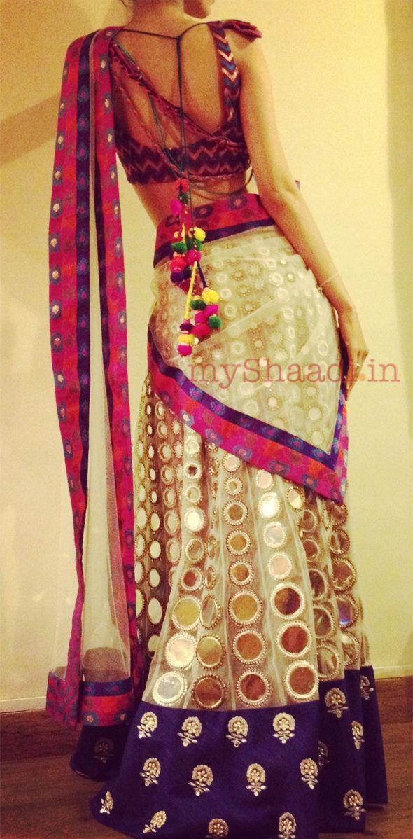 Indian Bridal Wear by Payal Singhal