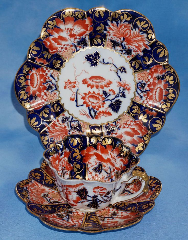 1000+ images about porcelana imari on Pinterest  Royal