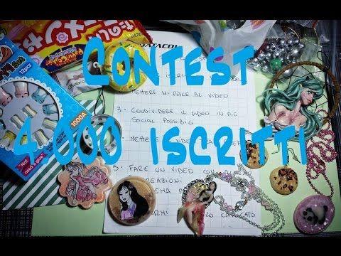 Contest 4.000 iscritti .... Grazie infinitamente a tutti !!!!!!!!!