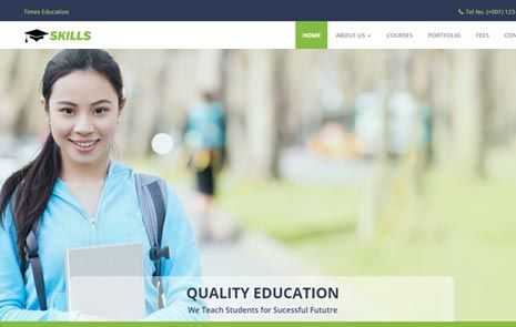 free education template