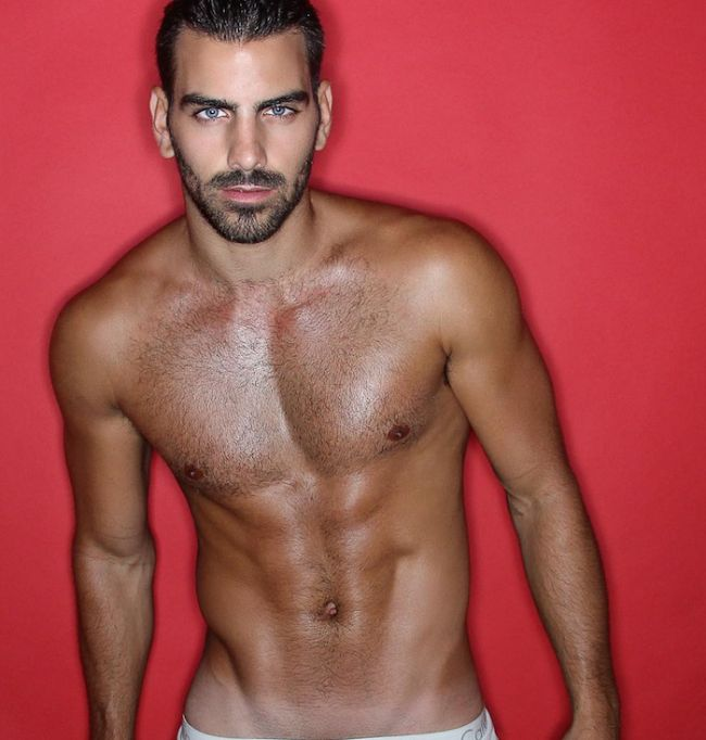 Nyle DiMarco 'America's Next Top Model' Welcomes Its First Deaf Contestant--And We're In Love!!