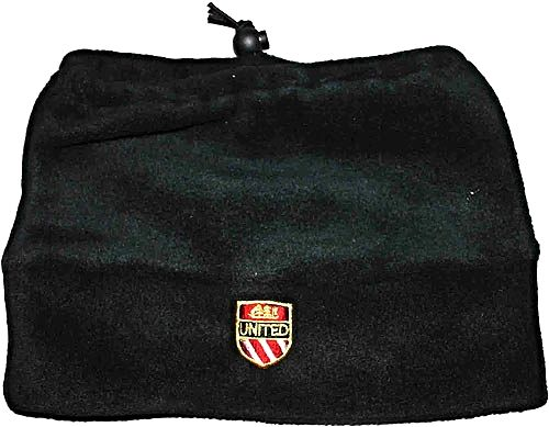 Black 3 in 1 Snood with Manchester Shield