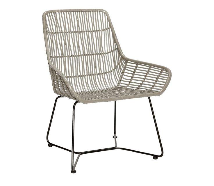 Hübsch rotting stol från Hübsch hos ConfidentLiving.se