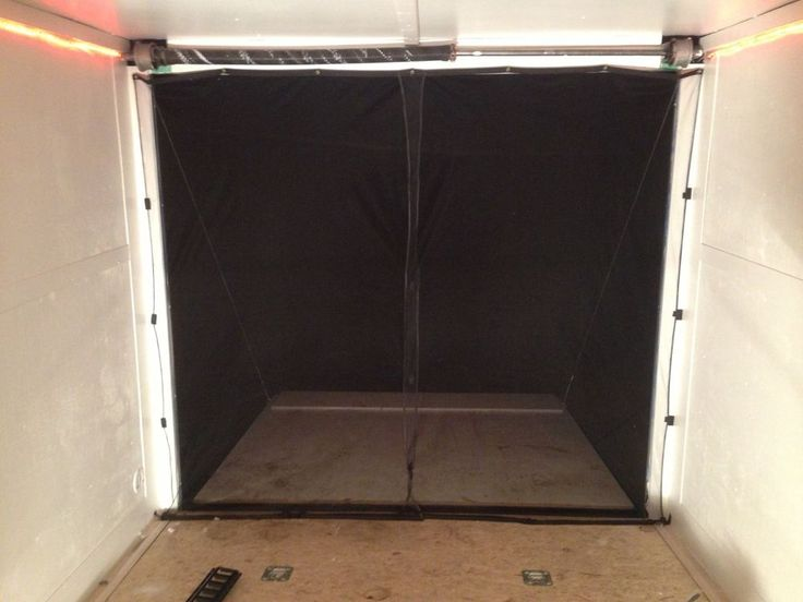 Rear Screen for Toy Hauler Ramp Door Enclosed Trailer RV in eBay Motors, Parts & Accessories, RV, Trailer & Camper Parts | eBay