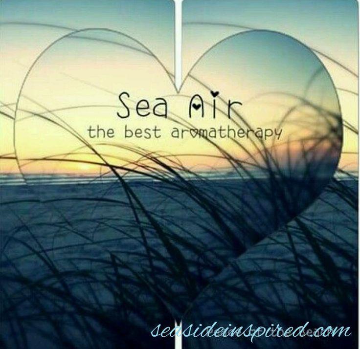 Salt Air: The Best Aromatherapy